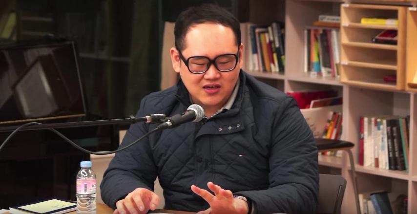 문장의소리 공개방송 - 박성준 작가